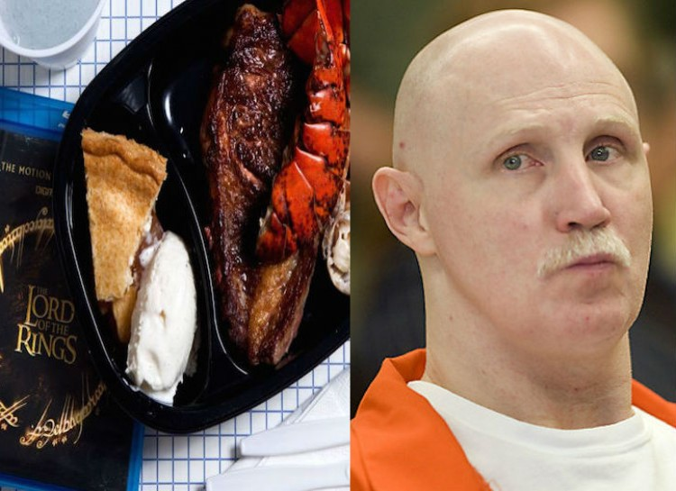 What do people on death row request as a last meal? – Page 4 – Daily